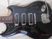 Schwedische Hagström E-Gitarre S III