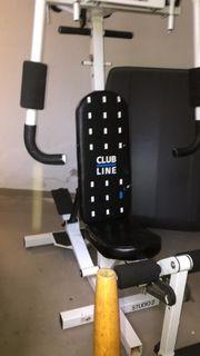 Heimtrainer Fitness kettler