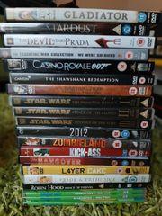 DVDs - nur Englisch inkl Untertitel