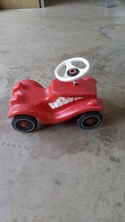 Bobby Car in rot
