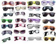 1000 Stk Sonnenbrillen Mix versch