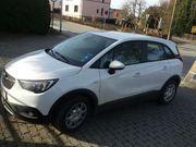 PKW Opel Crossland X Typ