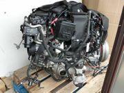 BMW Diesel Motor N57D30B Austausch