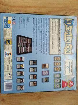 Dominion - Spiel des Jahres 2009: Kleinanzeigen aus Böblingen Ost - Rubrik Gesellschaftsspiele