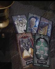 Liebe Wahrsagen Hellsehen Kartenlegen Tarot