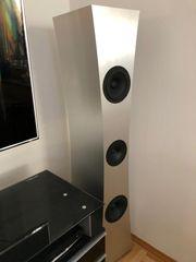 High End-Lautsprecher TOUCH der Firma