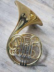 Doppelhorn B F Stimmung Hans