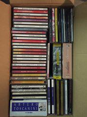 CD s 50 Stück überwiegend