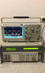 Fluke 5800A Oscilloscope Calibrator GHz