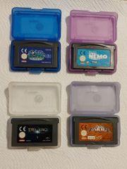 Gameboy Advance Spiele
