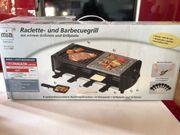 Raclette und Grill in einem