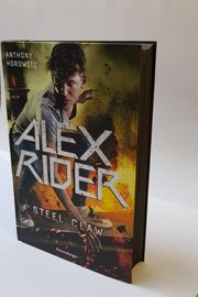 Alex Rider Steel Claw