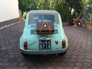FIAT 500 D CABRIO