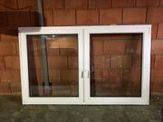 Fenster 2-flügelig Kunststoff Doppelfenster