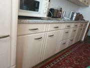 Einbauküche incl E - Geräte