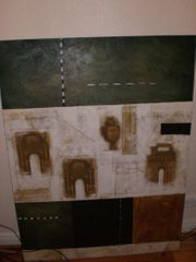 Bild Ölbild auf Leinwand