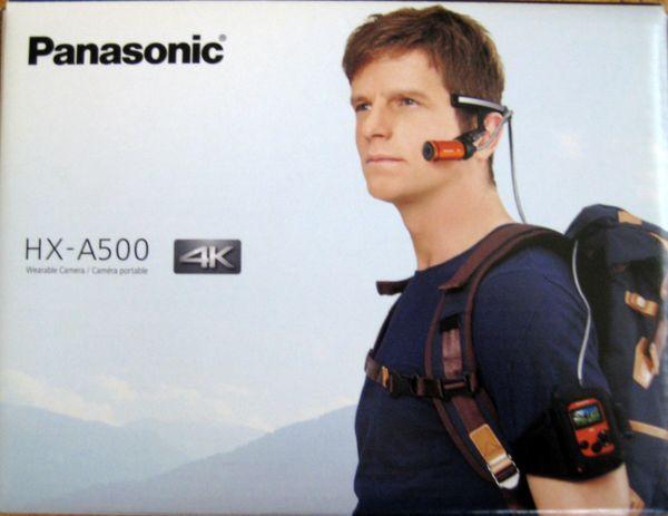 Mini-Sport-Videokamera 4K