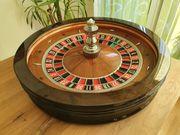 Original gebrauchter Roulette Kessel John