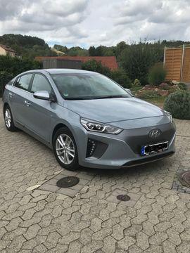 Hyundai ioniq style electric, Garagenfahrzeug