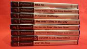8 Playstation Spiele