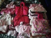 XXXL Baby Mädchen Bekleidungspaket Grösse