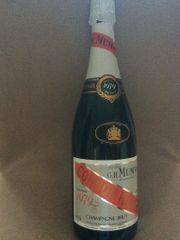 Mumm Champagne 1979