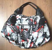 Ausgefallene Handtasche WEIHNACHTSGESCHENK