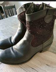 Getragene Cowboy Schuhe gr 43
