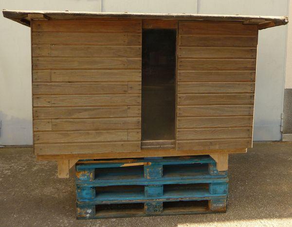Stall Entenstall Hühnerstall Hasenstahl Kleintierstall