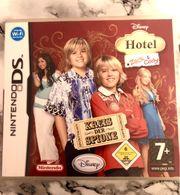 Nintendo DS Spiel - Hotel Zack
