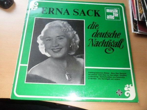 Erna Sack Die Deutsche Nachtigall