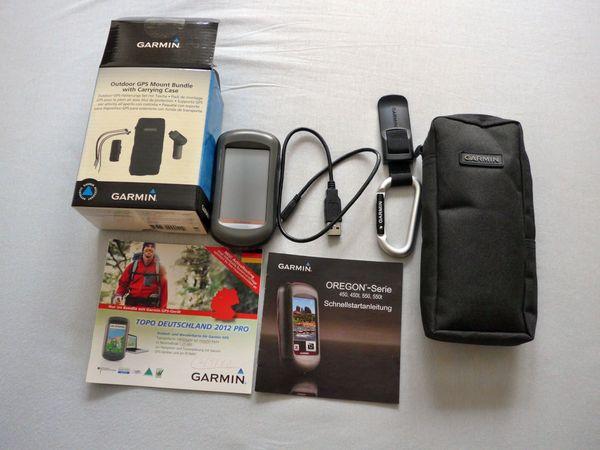 GPS-Gerät Garmin OREGON 450 3