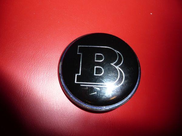 einmalig orginal 2 Brabus Embleme