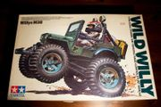 Tamiya Wild Willy M38 1982