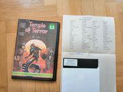Tempel of Terror für C64