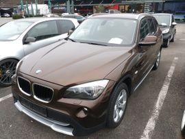 Top gepflegter BMW X1 x-Drive 20d - ALLRAD