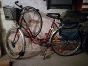 Damenrad mit Extras