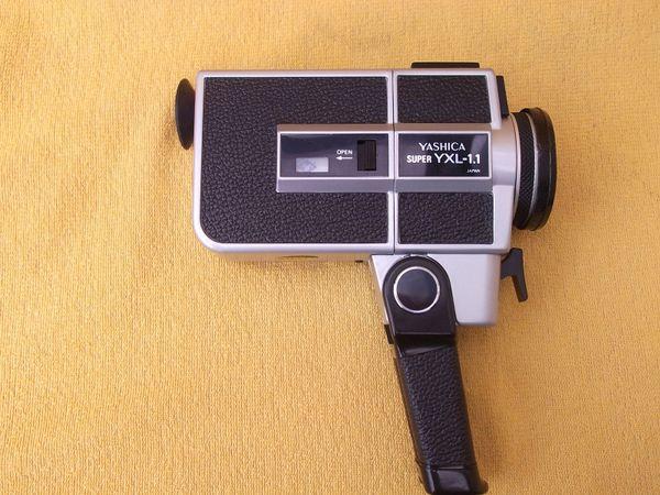 Camcorder Yashica Super YXL - 1.1