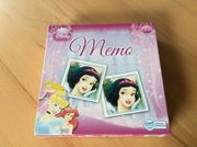 Memory Spiel - Disneyfiguren