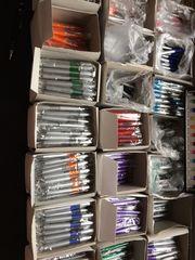 50 Kugelschreiber aus Geschäftsauflösung