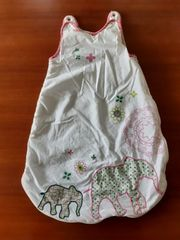 Daunen-Babyschlafsack 0-6 Monate