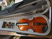 Violine gebraucht Top gepflegt