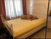 Ikea Bett ohne Matratze