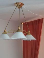 Lampe rustikal und schön