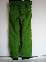 Ski- Snowboardhose Zimtstern Grün Größe