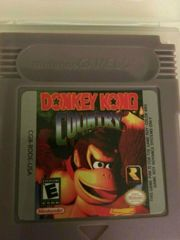Gameboy Spiel Donkey Kong Country