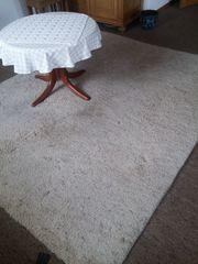 Berberteppich einfarbig ca 250x196cm reine