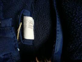Babykleidung/ -schuhe - Winter- Schneeoverall Gr 80 dunkelblau