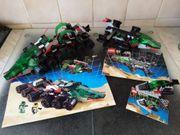 Lego Sets 6813 6897 6957