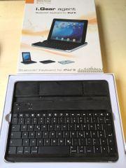 Tastatur für iPad Bluetooth kaum
